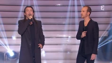 Adamo và Calogero.