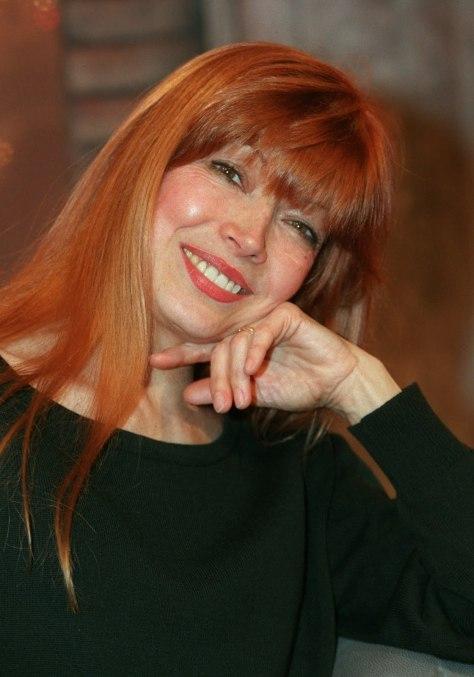 Ca sĩ Katja Ebstein.