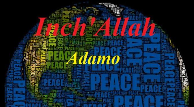 """Tân Nhạc VN – Nhạc Ngoại Quốc Lời Việt – Nhạc Pháp Xưa – """"Đường Về Đất Thánh"""" (""""Inch'Allah"""") – Adamo, Phạm Duy"""