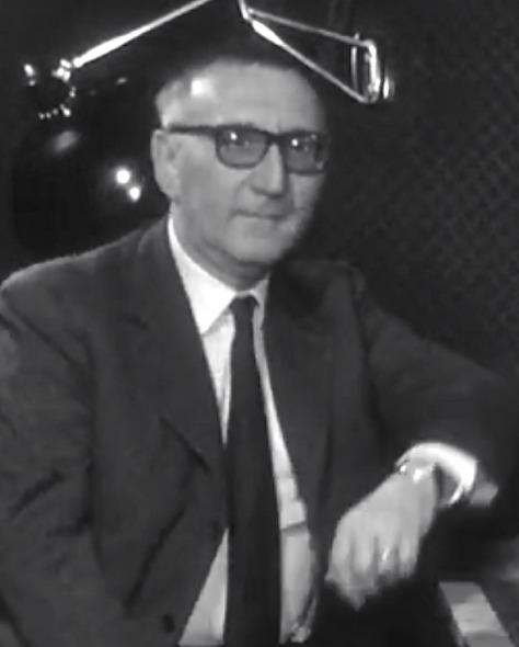 Nhạc sĩ Georges Van Parys.