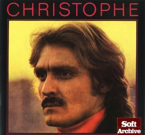 Ca nhạc sĩ Christophe.