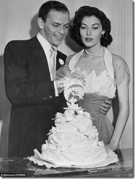Frank Sinatra và Ava Gardner.