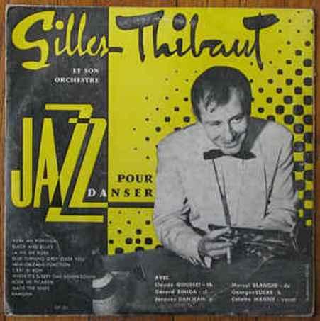 Nhạc sĩ Gilles Thibaut.