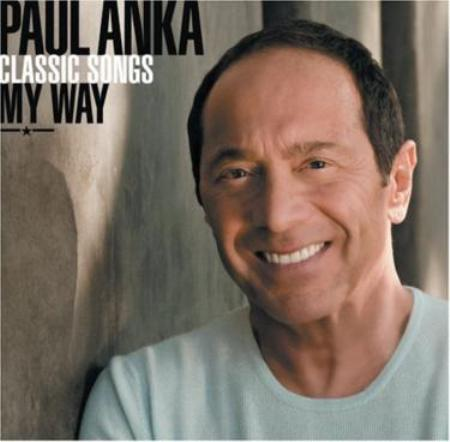 Ca nhạc sĩ Paul Anka.