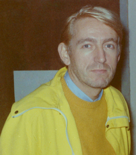 Nhạc sĩ Rod McKuen in 1970.