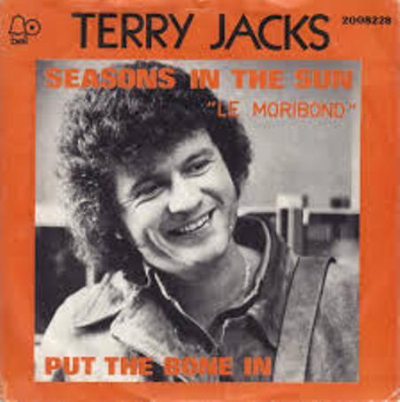 Ca nhạc sĩ Terry Jacks.