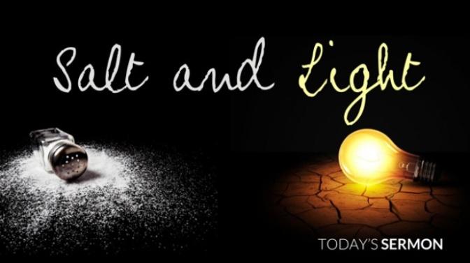 Muối và Ánh sáng