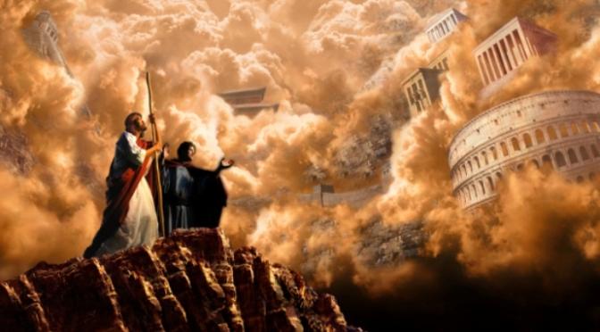 Chúa Giêsu chịu cám dỗ