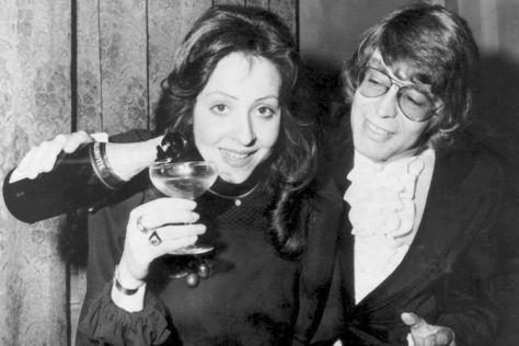 Vicki Leandros và Klaus Munro (1985).