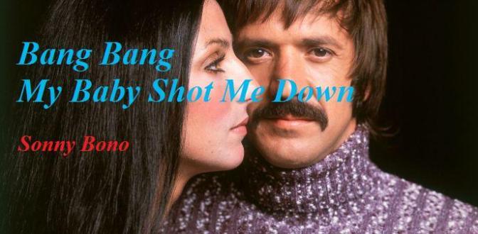 Sonny Bono và Cher.