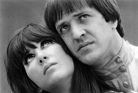 Sonny Bono & Cher.