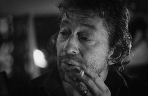 Serge Gainsbourg (1981).