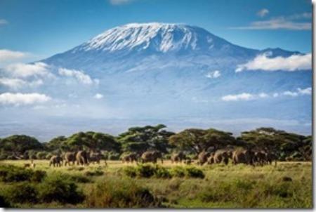 Kilimandjaro.