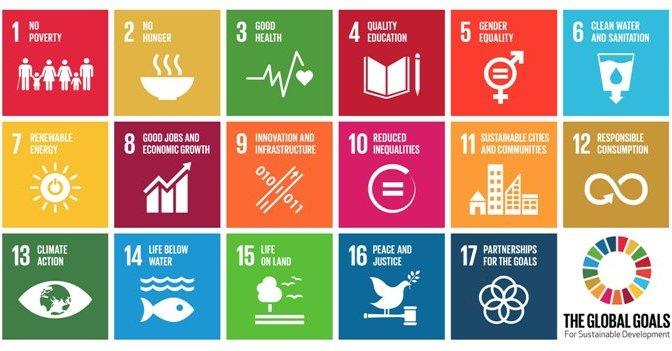 Những mục tiêu phát triển bền vững: Cải thiện tất cả sự sống trên toàn cầu