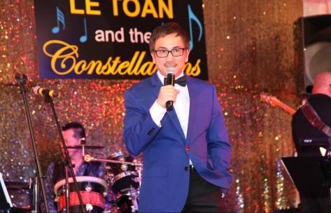 Ca nhạc sĩ Lê Toàn.