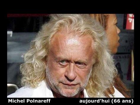 Michel Polnareff hiện nay.