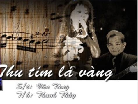 Ca sĩ Thanh Thúy và Nhạc sĩ Vân Tùng.