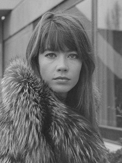 Francoise Hardy (1969).