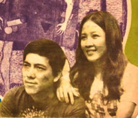 Đôi uyên ương Minh Phúc & Minh Xuân. (thập niên 1960s)