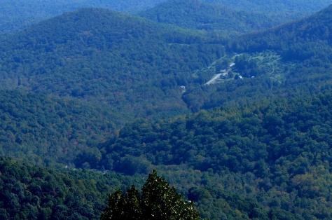 Cận cảnh thung lũng (2).