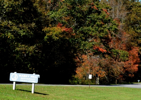 Khu vực di tích lịch sử Marby Mills.