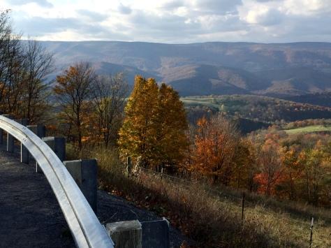 Germany Valley - nhìn bên trái.