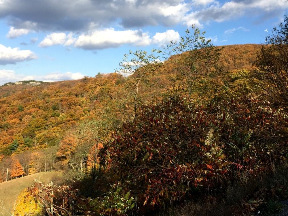 Germany Valley - nhìn bên phải.