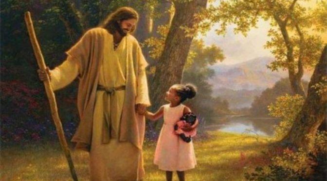 Đi bộ với God