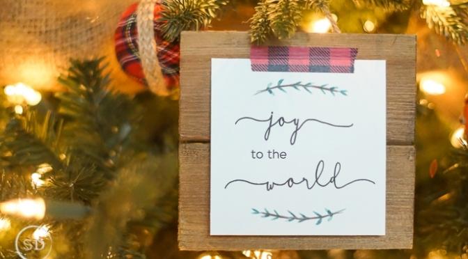 Nhạc mùa Giáng sinh – Vui cho thế giới – Joy to the world