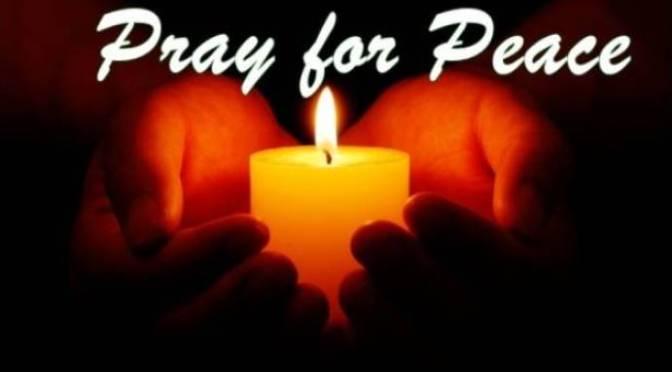Cầu nguyện cho hòa bình