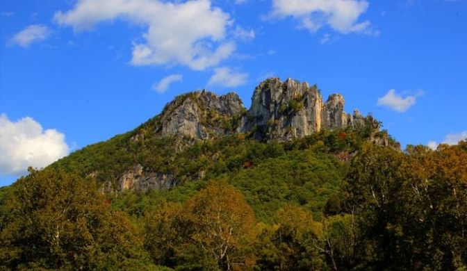 Sắc Thu Trên Dãy Appalachian 2016 – Seneca Rocks & Route 33
