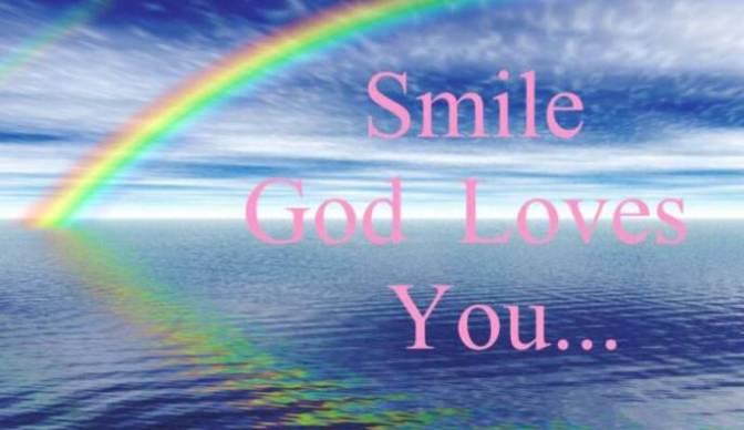 smile-god-loves-you