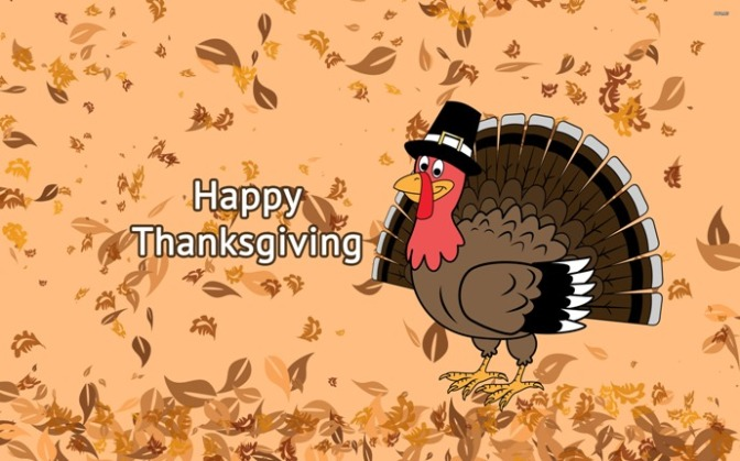 thanksgiving-pilgrim-turkey-wallpaper