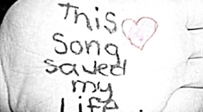 Bài hát này đã cứu sống em – This song saved my life