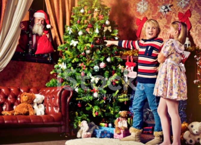 Ông Noel sẽ tìm thấy bạn – Santa will find you