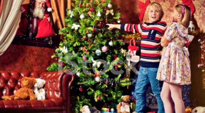 Ông Noel sẽ tìm thấy bạn