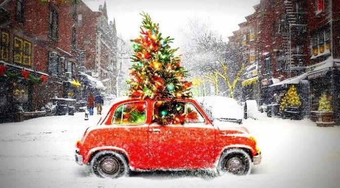 Lái xe về nhà mừng Giáng sinh – Driving home for Christmas