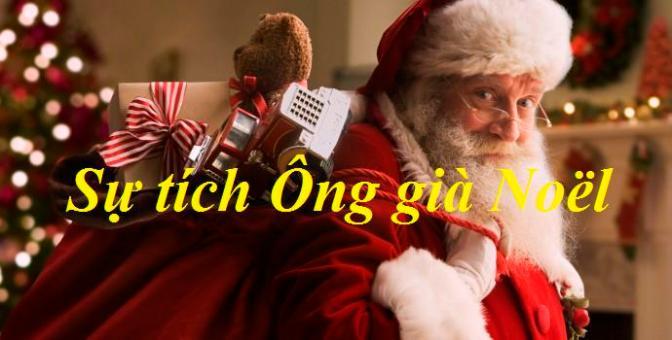 Sự tích Ông già Noël (Santa Claus)