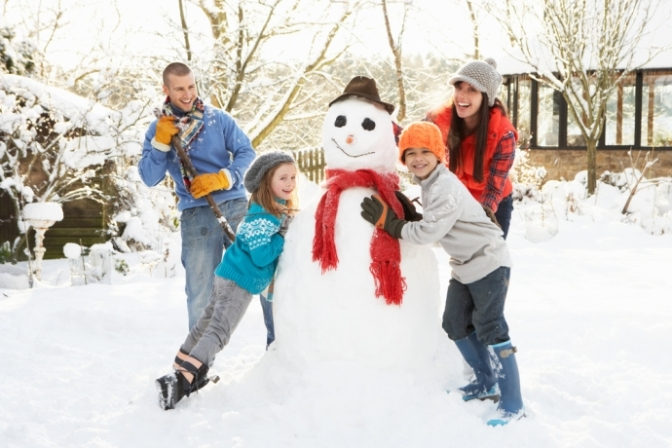 Nhạc Giáng sinh – Xứ thần tiên mùa đông/ Đừng lo, hãy vui – Winter Wonderland / Don't Worry Be Happy