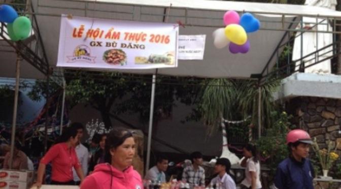 Ảnh sinh hoạt hằng ngày – Jan 23, 2016 – Ngày Lễ hội ẩm thực 2016