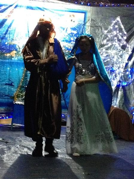 28_Thánh Giuse và Đức Maria trên đường về quê quán theo lệnh Hoàng đế