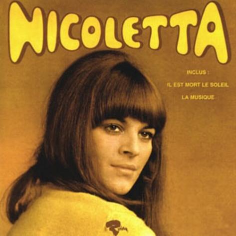 Danh ca Nicoletta.