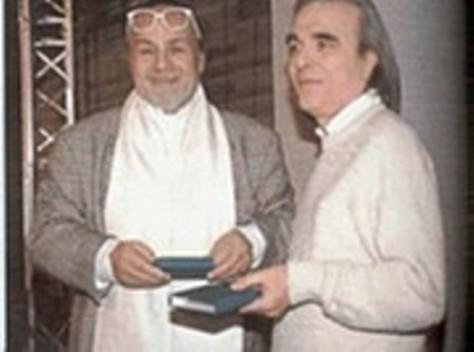 Jean-Michel Rivat và Franck Thomas.