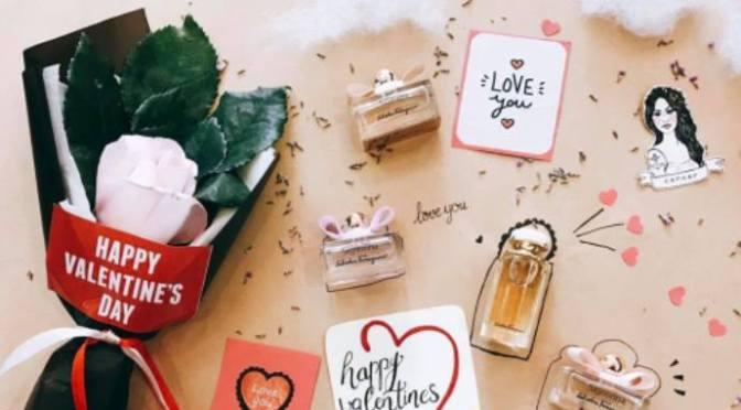 Thì thầm Valentine