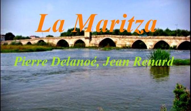 """Nhạc Ngoại Quốc Lời Việt – Nhạc Pháp Xưa – """"Dòng Sông Tuổi Nhỏ"""" (""""La Maritza"""") – Pierre Delanoé, Jean Renard, Vũ Xuân Hùng"""