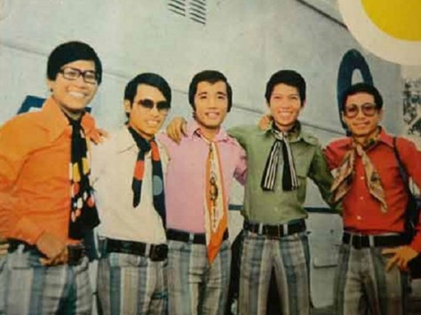 Ban nhạc Phượng Hoàng -  ẢNH: TƯ LIỆU