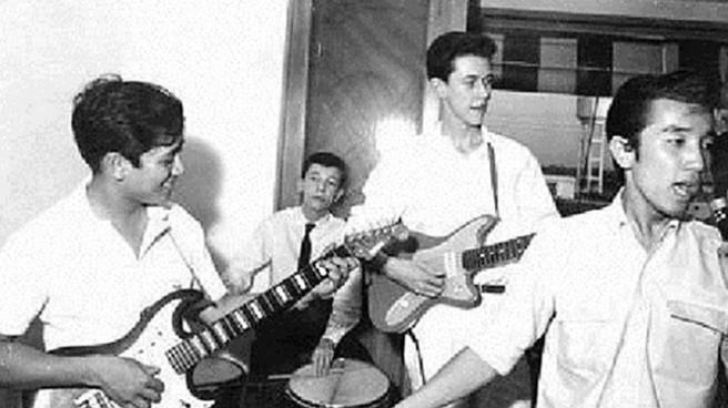 Ban nhạc The Rocking Stars - ẢNH: TƯ LIỆU