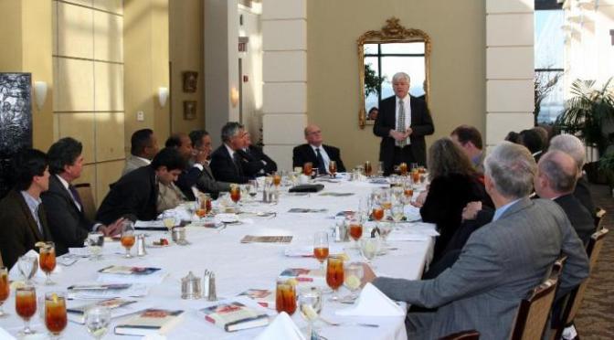 Bài học ngoại giao 5 – Sắp xếp chỗ ngồi