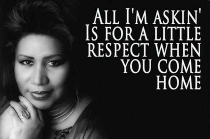 Tôn trọng – Respect
