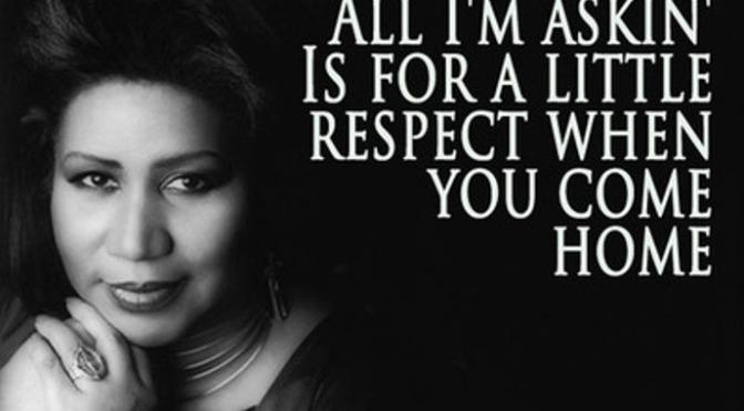 Respect – Tôn trọng
